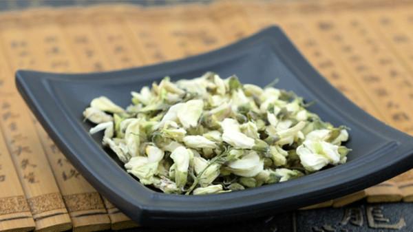 适合中老年降血压的六款养生茶饮,你可别再喝错了(下)-槐花茶