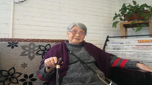 成都养老院:老年拐杖也能支付数字人民币