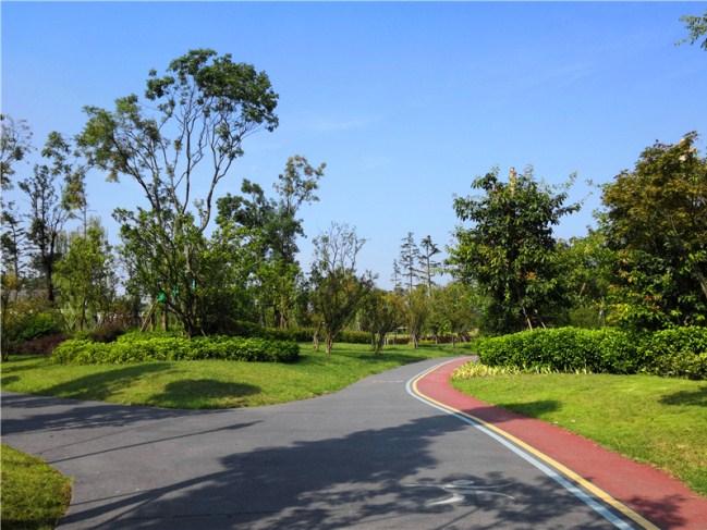 【两河公园店】周边环境-3适合长者散步的绿道